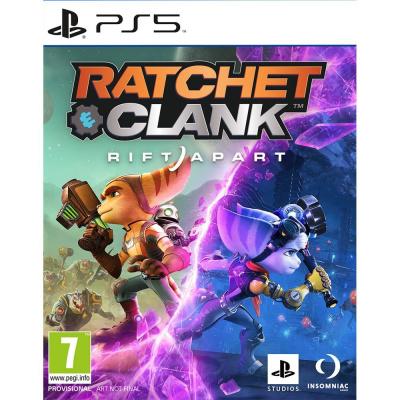 Foto van Ratchet & Clank: Rift Apart PS5