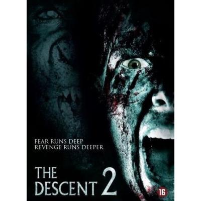 Foto van The Descent 2 DVD