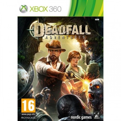 Foto van Deadfall Adventures XBOX 360