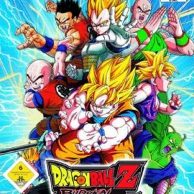 Foto van Dragonball Z Budokai Tenkaichi 2 PS2