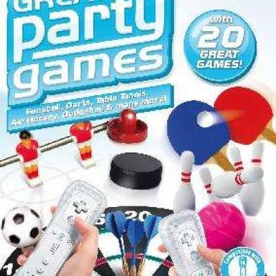 Foto van Great Party Games WII