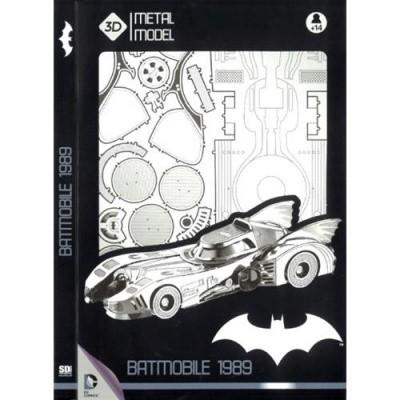 DC Comics - Batman 1989 metal vehicle 3D kit - 25 cm MERCHANDISE