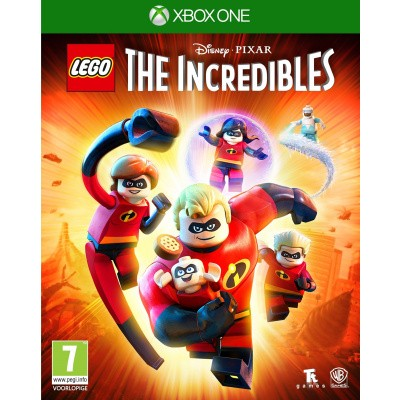 Foto van LEGO: The Incredibles Xbox One