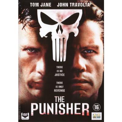 Foto van The Punisher DVD