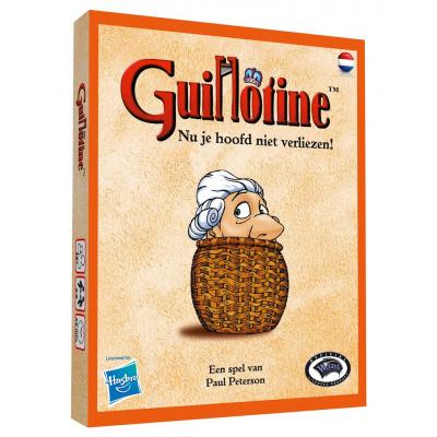Guillotine NL BORDSPELLEN