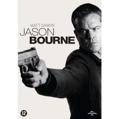 Foto van Jason Bourne DVD MOVIE