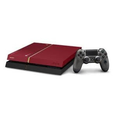 Foto van Playstation 4 Console 500GB Metal Gear Solid Limited Edition + Metal Gear Solid V: The Phantom Pain