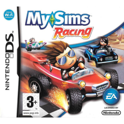 My Sims Racing NDS