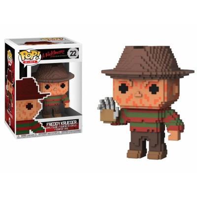 Pop! 8-bit: Nightmare On Elm Street - Freddy Krueger FUNKO