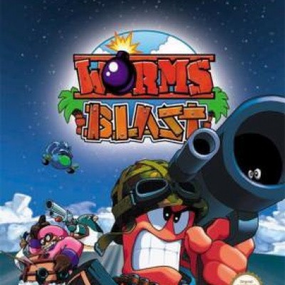 Foto van Worms Blast Nintendo GameCube
