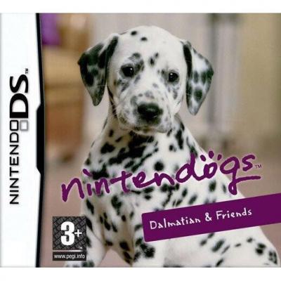 Nintendogs Dalmatian & Friends NDS