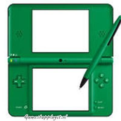 Console Dsi XL Green(Groen) NDS