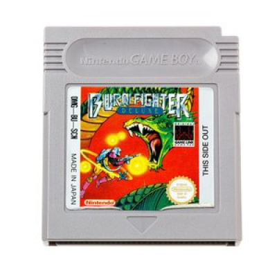 Foto van Burai Fighter deluxe (Cartridge Only) GAMEBOY