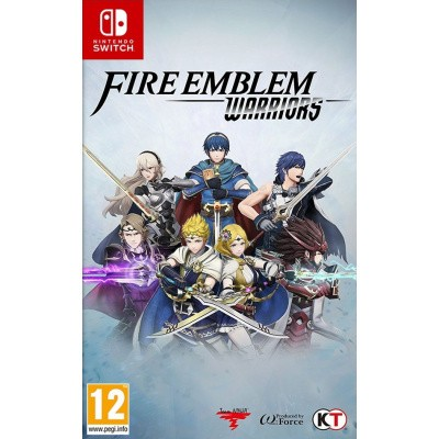 Foto van Fire Emblem Warriors Nintendo Switch