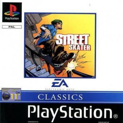 Foto van Street Skater PS1