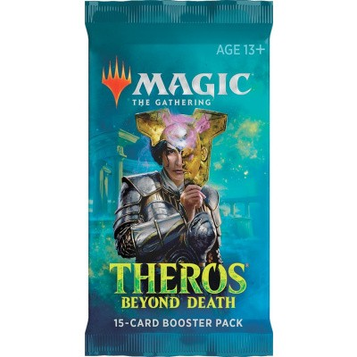 Foto van TCG Magic The Gathering Theros Beyond Death Booster Pack MAGIC THE GATHERING