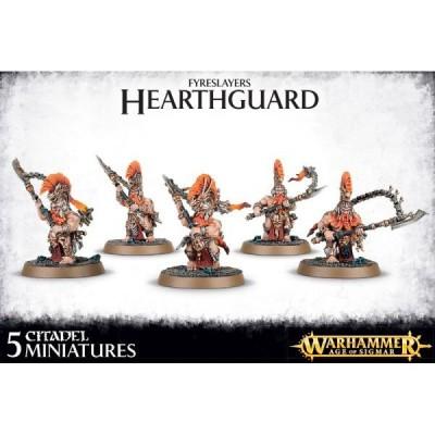 Foto van Fyreslayers Heartguard Warhammer Age of Sigmar