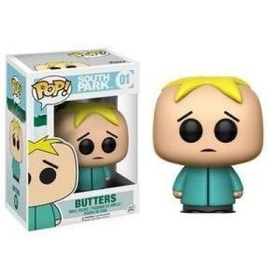 Foto van Pop! Cartoons: South Park - Butters FUNKO