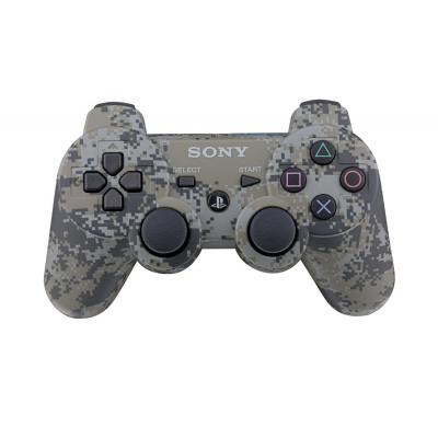 Foto van Sony Dualshock 3 Army PS3