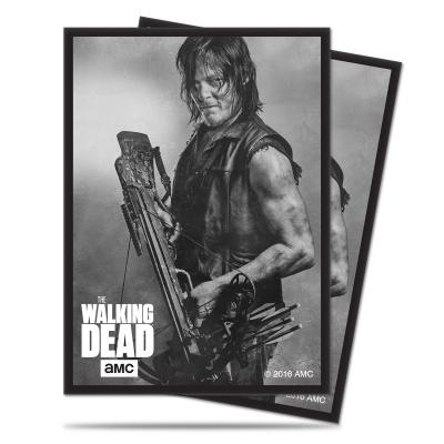 TCG The Walking Dead Sleeves 66 x 91 mm - Daryl Dixon (Standard Size/50 Stuks) SLEEVES