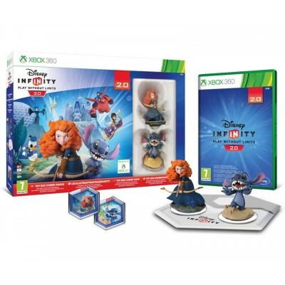 Disney Infinity 2.0: Toy Box Combo Pack Xbox 360