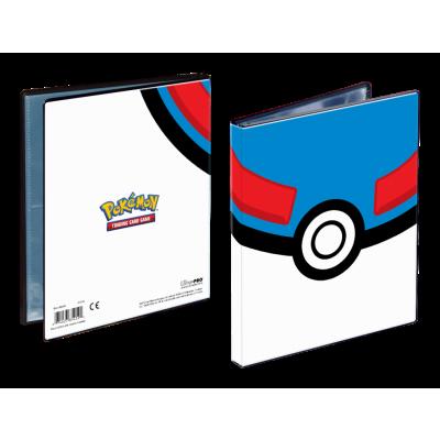 TCG Pokémon Great Ball Portfolio 4-Pocket POKEMON