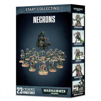Start Collecting! Necrons Warhammer 40k