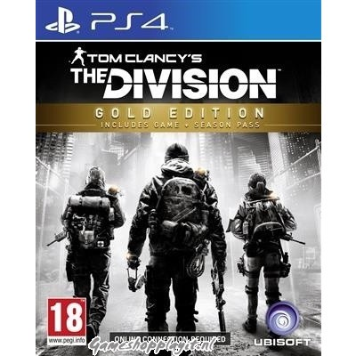 Foto van Tom Clancy's: The Division Gold Edition PS4