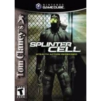 Tom Clancy splinter Cell Nintendo GameCube