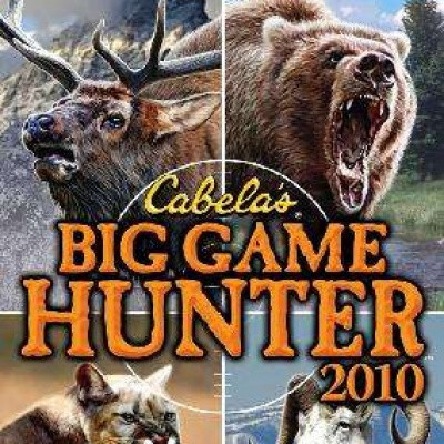 Foto van Cabela's Big Game Hunter 2010