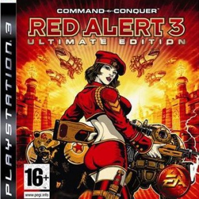 Foto van Command & Conquer Red Alert 3 Ultimate Edition PS3