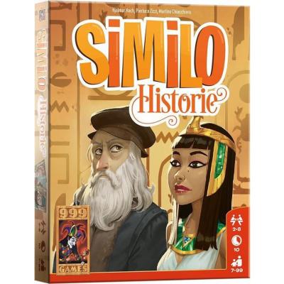 Similo: Historie BORDSPELLEN