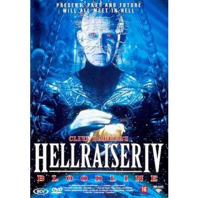 Foto van Hellraiser IV Bloodline DVD