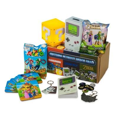 Nintendo Ultimate Merch Crate MERCHANDISE