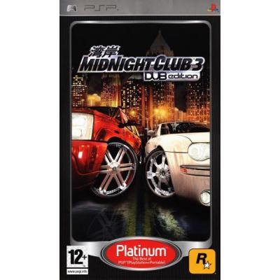 Foto van Midnight Club 3 DUB Edition (Platinum) PSP