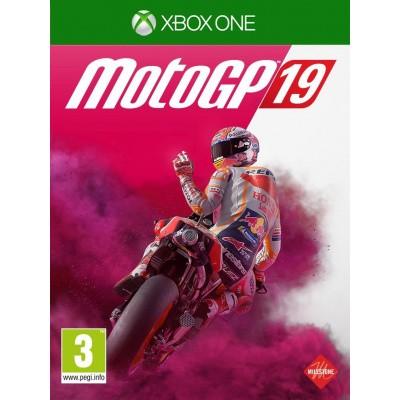 Foto van MotoGP 19 XBOX ONE