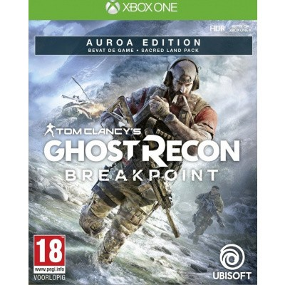 Tom Clancy's Ghost Recon: Breakpoint Auroa Edition XBOX ONE