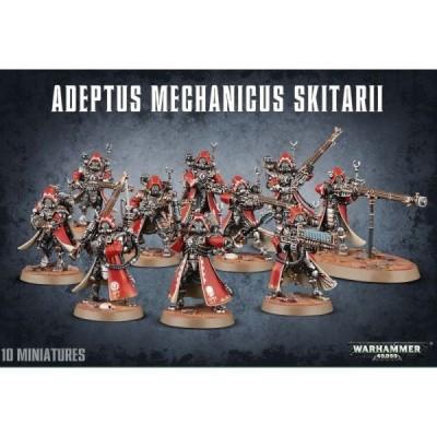 Adeptus Mechanicus Skitarii Warhammer 40k