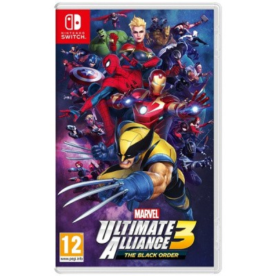 Foto van Marvel Ultimate Alliance 3 - The Black Order SWITCH
