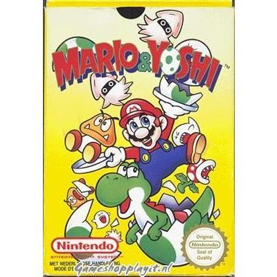 Foto van Mario & Yoshi NES
