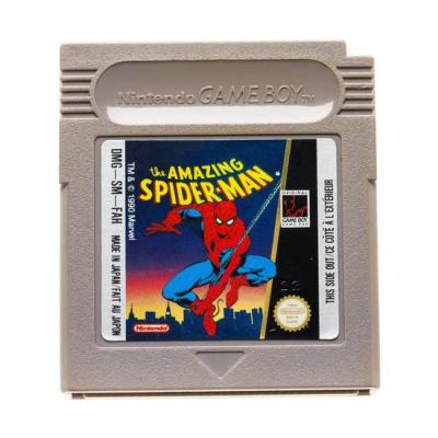 Foto van The Amazing Spiderman (Cartridge Only) GAMEBOY