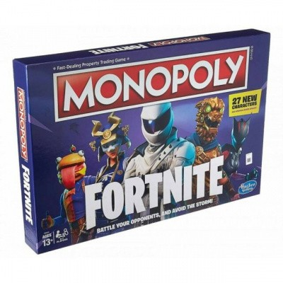Monopoly Fortnite (2019)