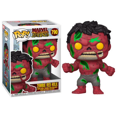 Pop! Marvel: Zombies - Zombie Red Hulk FUNKO
