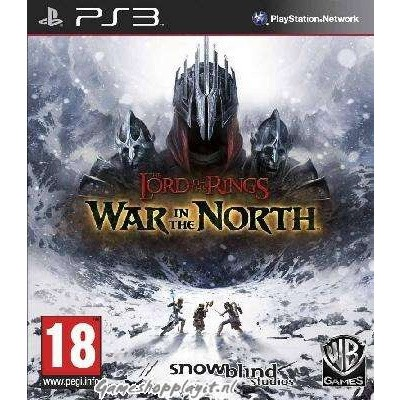 The Lord Of The Rings: War In The North PS3