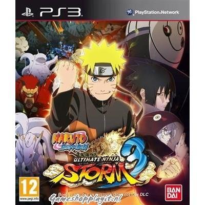 Naruto Shipudden Ultimate Ninja Storm 3 (Day One Edition) PS3