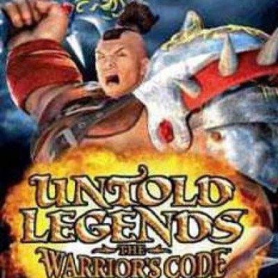 Untold Legends The Warrior's Code PSP