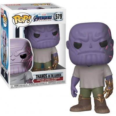 Pop! Marvel: Avengers Endgame - Thanos In The Garden FUNKO