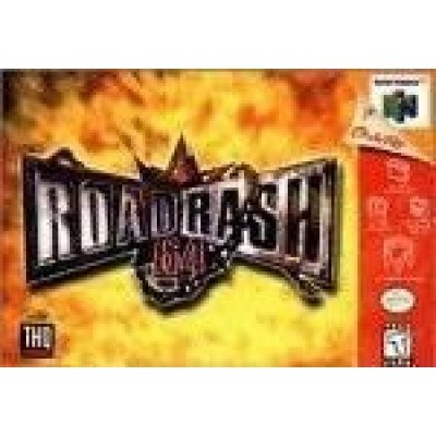 Foto van Road Rash 64 N64