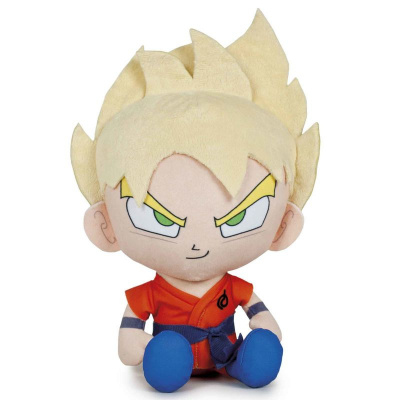 Dragon Ball Z - Super Goku Pluche 24 cm PLUCHE