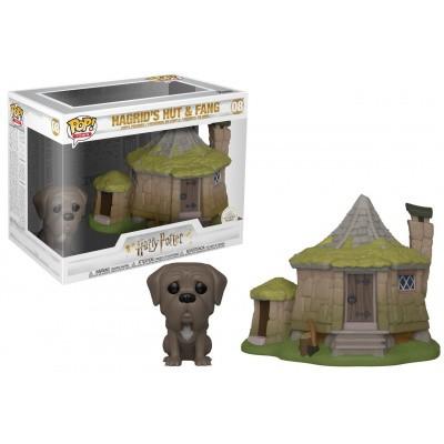 Pop! Town: Harry Potter - Hagrid's Hut & Fang FUNKO